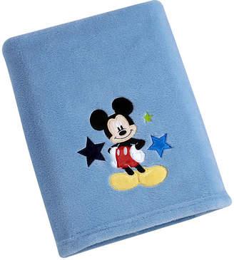 JCPenney DISNEY MICKEY MOUSE Disney Mickey Mouse Fleece Blanket