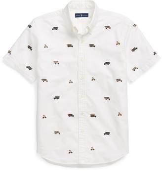 Ralph Lauren Classic Fit Camping Shirt