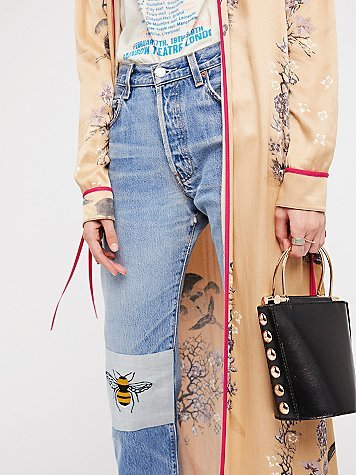 Day Dreamer Mini Bucket Bag by Free People