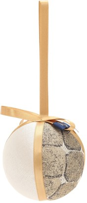 Rubelli Domus Medium Christmas Ball Ornament