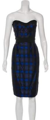Diane von Furstenberg Little Ann Mini Dress