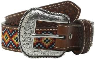 M&F Western Embroidered Belt Men's Belts