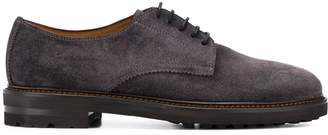 Henderson Baracco perforated toe lace-up shoes