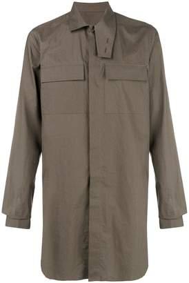 Rick Owens longsleeved shirt