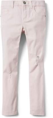 Crazy 8 Crazy8 Destructed Skinny Jeans