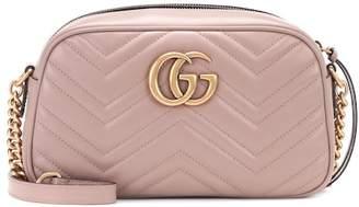 d3518fa22d53 Gucci Pink Leather Crossbody Handbags - ShopStyle