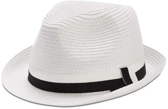 35fcb44b56511 B Block Headwear Men Straw Fedora