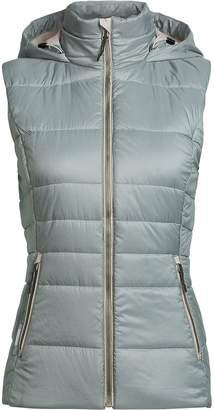 Icebreaker Stratus X Hooded Vest - Women's