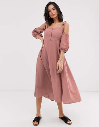 Capulet Esther midi dress