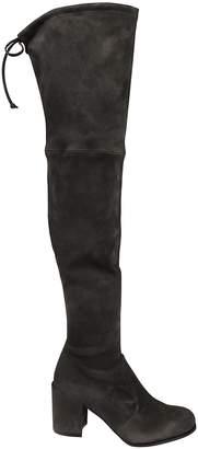 Stuart Weitzman Tieland Asphalt Boots