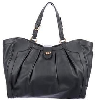 2356265787 Salvatore Ferragamo Gray Tote Bags - ShopStyle