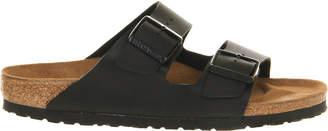Birkenstock Arizona leather sandals $63 thestylecure.com