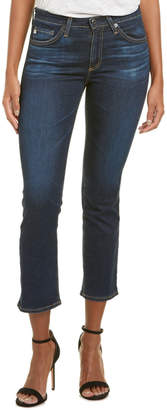 AG Jeans The Jodi 2 Years Beginnings High-Rise Slim Flare Crop