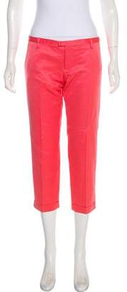 DSQUARED2 Cropped Low-Rise Pants