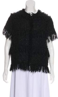 Lanvin Lightweight Wool Jacket