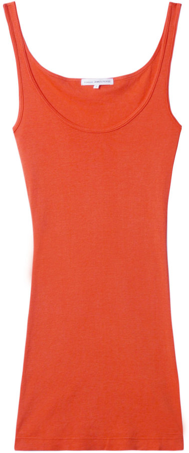 James Perse Cotton Tank Top