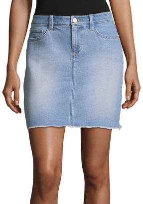 A.N.A Denim Mini Skirt