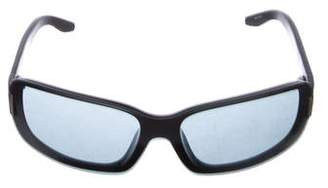 Ralph Lauren Rectangle Tinted Sunglasses
