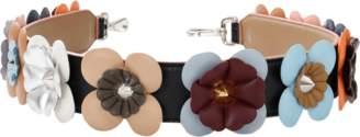 Fendi Flower Strap You Purse Strap