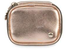Stephanie Johnson Monte Carlo Rose Gold Mini Travel Case