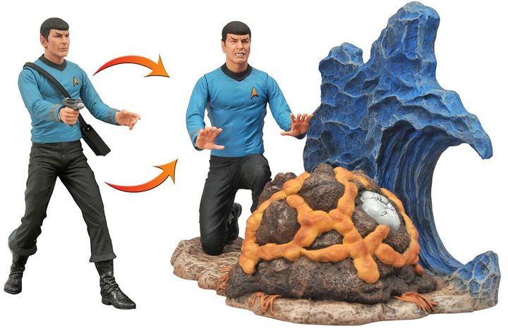 Diamond Select Toys Star Trek Select Spock Action Figure