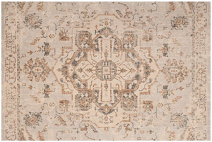 Adelle Rug Ivory Light Blue 3 X5 In Our Styles