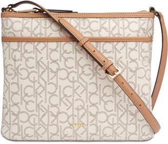 788bd8f867 Calvin Klein Beige Crossbody Shoulder Bags - ShopStyle