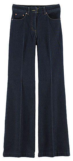 3.1 Phillip Lim High-Waist Denim Trousers