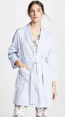 BedHead Blue Stripe Robe