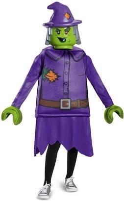 Very Mini Figure Witch Dress Up Costume