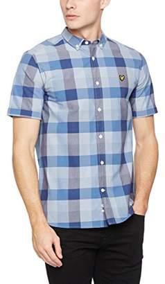 Lyle & Scott Men's Short Sleeve Casual Shirt