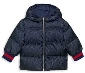 Gucci Baby's Nylon Padded Coat