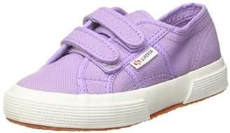 Superga Unisex Kids' 2750 JVEL Classic Gymnastics Shoes Purple Size: 12.5 UK Child