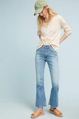 Citizens of Humanity Kaya Mid-Rise Kick Flare Jeans
