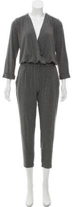 L'Agence Natalie Cross Front Jumpsuit w/ Tags