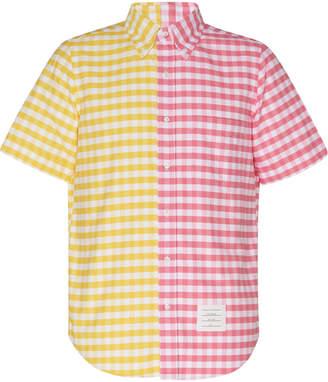 Thom Browne Short Sleeve Shirt