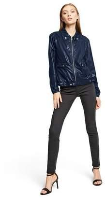 Proenza Schouler for Target Women's Long Sleeve Bomber Jacket for Target Navy