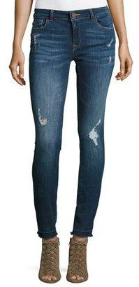 DL 1961 Florence Instasculpt Skinny Jeans, Strive $198 thestylecure.com