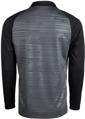 Greg Norman Attack Life by Men's Caven Printed Long-Sleeve Polo, Created for Macy's