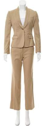 Dolce & Gabbana Tailored Straight-Leg Pantsuit