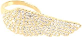 Latelita London - Angel Wing Ring Gold