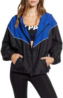 Ivy Park R) Logo Hoodie Jacket
