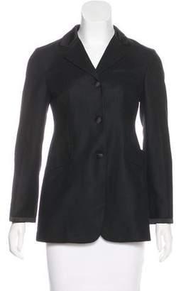 Miu Miu Wool Lightweight Blazer