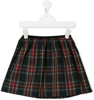 Ralph Lauren Kids check skirt