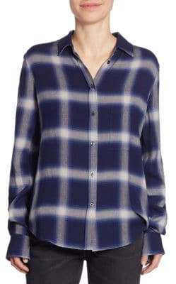 Vince Utility Button-Down Shirt