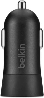 Apple Belkin Car Charger (2.4A/12W) with Detachable Lightning Cable