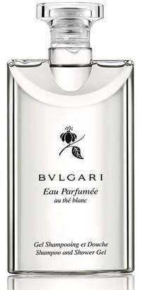 Bvlgari Eau Parfumé;e Au Thé; Blanc Shampoo and Shower Gel, 6.8 oz.