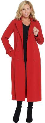 Linea By Louis Dell'olio by Louis Dell'Olio Regular Length Long Trench
