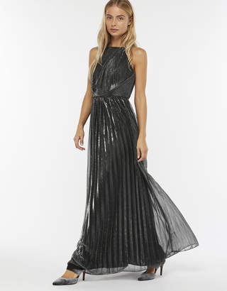 Monsoon Miranda Lamé Maxi Dress
