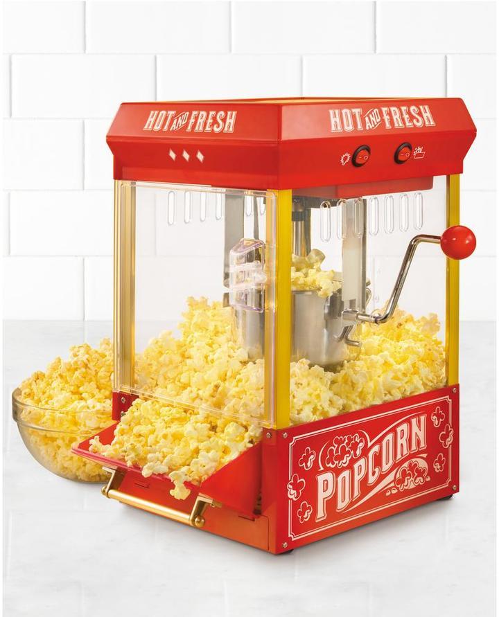 Nostalgia Vintage Collection Kettle Popcorn Maker